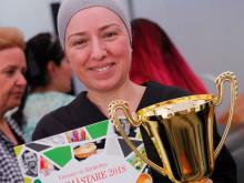 Nadia blev Smakmästare i Rinkeby