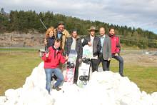 Ale Invite är klar för WST - World Snowboard Tour!
