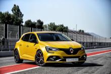 Nya Renault MEGANE R.S. TROPHY – mer teknik, mer prestanda