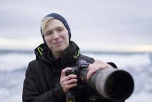 Prisad elev på Kungstensgymnasiet i tidningen Kamera & bild