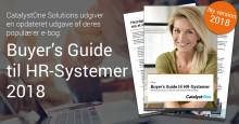 CatalystOne udgiver opdateret 2018 version af Buyer's Guide til HR-systemer