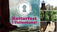 Gömda platser - Kulturfest i Vallentuna 12-21 oktober