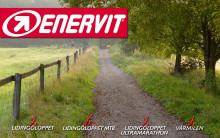 Lidingöloppet toppar energin med Enervit