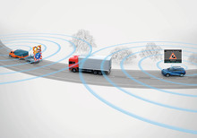 VW seeks course towards accident-free driving with new assistance systems