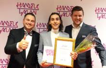 ThorenGruppen delar ut pris tillÅrets unga Stjärnskott 2018