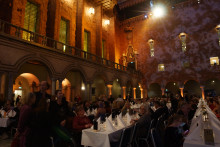 Vinnarna av Störd och stolt priserna på FUB:s gala i lördags