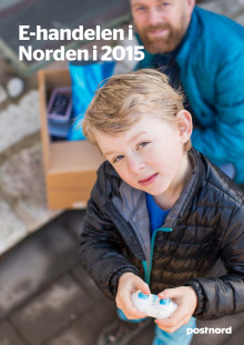 E-handelen i Norden 2015