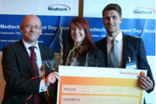 Medtech Investment Day Award till Inerventions