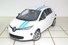 Renault utvecklar världens första autonoma undanmanöversystem