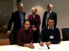 Hydro har signert kontrakt med Norconsult for prosjekteringsarbeider knyttet til produksjonslinje B på Husnes