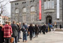 Kunsten flytter! Opplev kunsten i Museet for samtidskunst før dørene lukker 3. september
