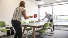 Receiving Healthy Workplace Award reassures us that we're on the right track