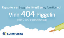 Vinnaren av 404-tävlingen korad