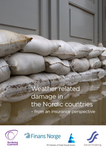 Rapport: Weather related damage in the Nordic countries – from an insurance perspective