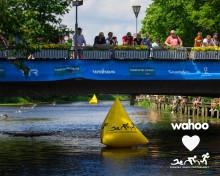 Wahoo blir ny partner till Svenska Triathlonförbundet