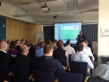 The latest PAM event in Southampton