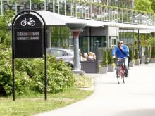 Statens Vegvesen satsar på cykelbarometrar