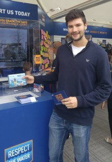 Ocean Signal: Ocean Signal Supports the RNLI in Southampton Boat Show Giveaway
