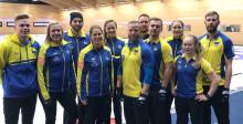 Curling: EM-premiär på lördag för svenska lag med gulddrömmar