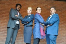 Entrepreneurs pitch to local Dragons
