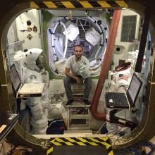 Space Station Earth får världspremiär under Stockholms Kulturfestival - PRESSKONFERENS 13 augusti kl 10:00