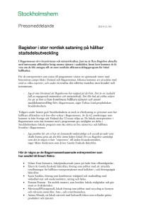 Pressmeddelande pdf