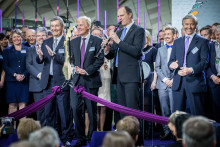 ​Avinor in the second quarter: Big events for the first half of the year at Avinor