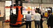 Toyota tar automation till nya höjder -  visar sin bredd på Elmia Automation