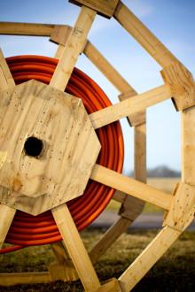 Bjäre Kraft fiberansluter Klippan