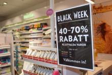 Black Week hos Kronans Apotek