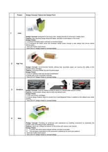 Bilaga (Design Concept Printers)