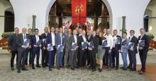 Sopra Steria tildeles Lilla Hansen-prisen av Forsvarsmateriell