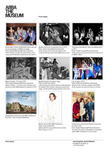ABBA The Museum: Press Images