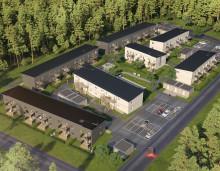 BoKlok planerar att bygga 56 bostadsrätter i Åhus