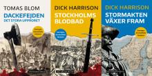Historiska Media lanserar ny  bokserie om svensk historia