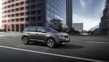 Peugeot præsenterer helt ny 5008 SUV