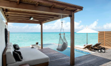 AccorHotels lyxkedja Fairmont öppnar unikt hotell på Maldiverna