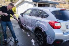 Sommervask av bilen er kanskje viktigere enn du tror
