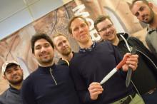 2016 års Stipendium Morakniv till Sollerö IF