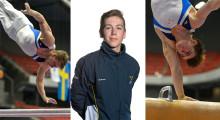 Soos, Wanström och Broman till EM i manlig artistisk gymnastik