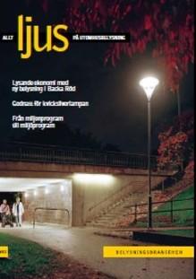 Miljonprogram i fokus i ny skrift Allt ljus på utomhusbelysning