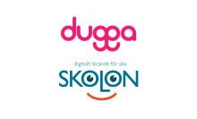 Skolon och digitala provsystemet Dugga inleder samarbete