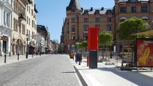 Bantorgets hållplats öppnad för trafik