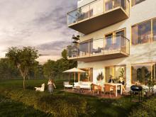 HSB förvärvar mark på Gotland och uppför 46 bostadsrätter i HSB brf Visby Gärde