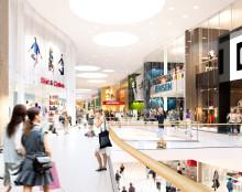Klart för Mall of Scandinavia i Arenastaden i Solna