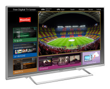 Panasonic announces mid-range Full HD European VIERA LED LCD TV series