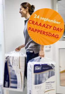 Craaaaazy day i Procurators butiker