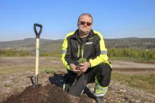 Komposteringsteknik gör jord av avfall i rekordfart