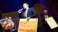 Hamdija Jusufagic är Årets Företagare i Malmö