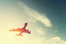 En resande region lyfter flygplatsen